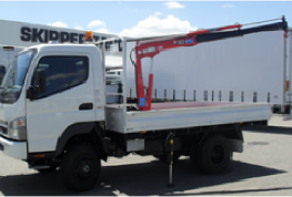 Cranes for Sale Perth – Boom, Truck Mounted Cranes | Cranetech Perth